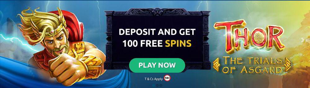 TurboNino casino welcome bonus