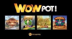 WowPot Jackpot Slots