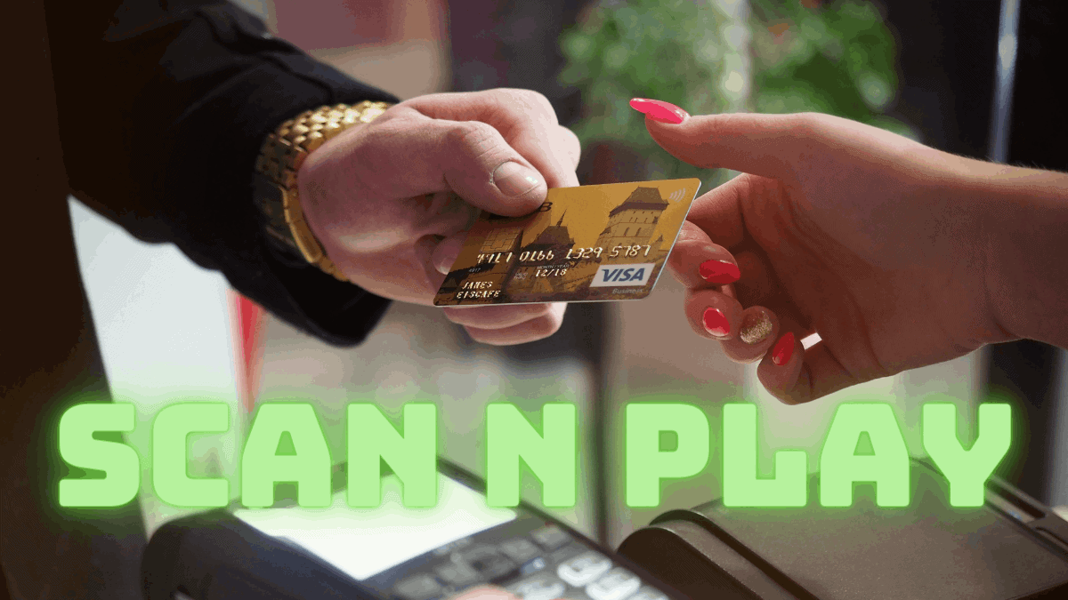 Trustly's Scan N Play Makes Deposits Contactless At Land-Based Casinos