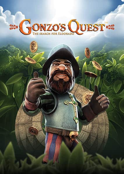 Gonzo Quest by Netent